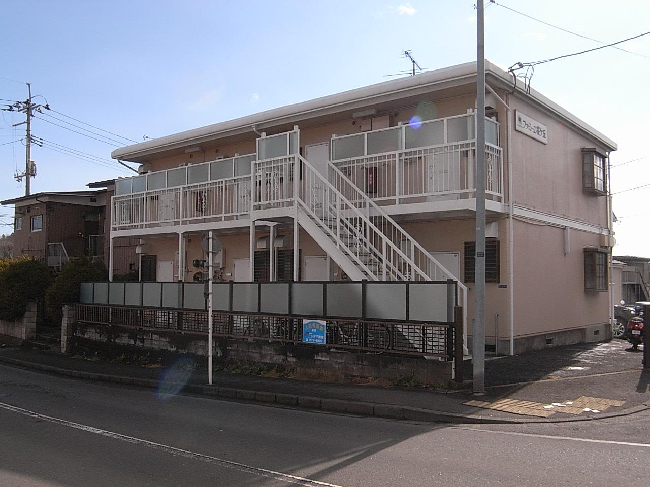ファミーユ桜ヶ丘 103